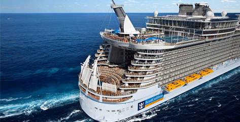 Royal Caribbean Cruises Specials
