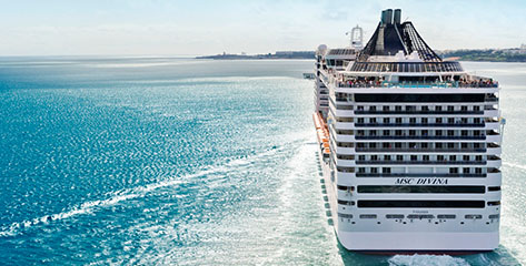 MSC Cruises Hot Deals